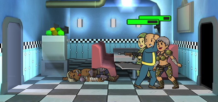 Fallout Shelter на Android выйдет 13 Августа