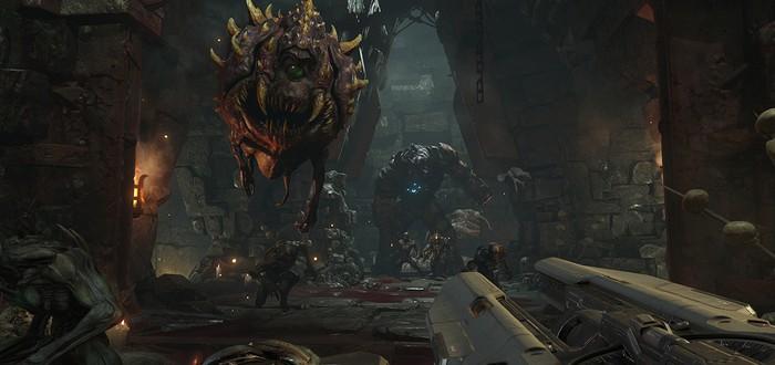 Мультиплеер Doom создается не ради киберспорта