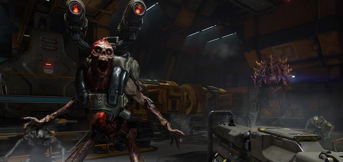 Новый ролик Doom с QuakeCon 2015