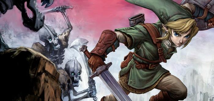Как могла бы выглядеть The Legend of Zelda: Twilight Princess на PC