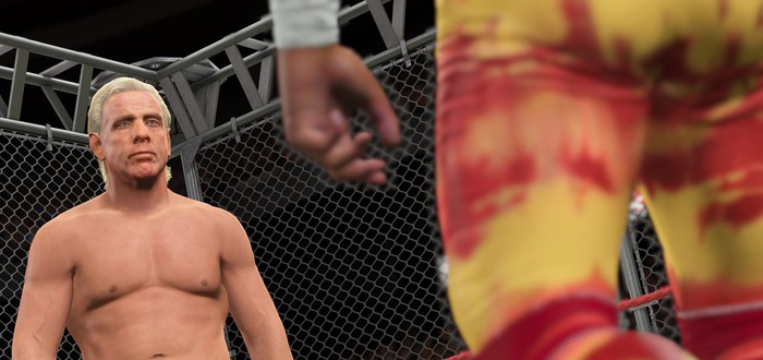 WWE 2k16: без Халка Хогана, но с Терминатором