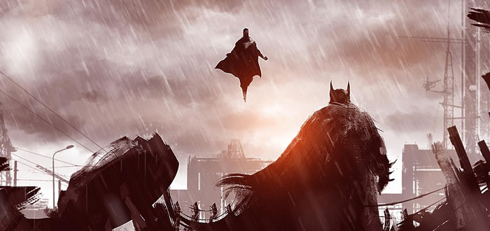 Реакция пожилых людей на трейлер Batman v Superman: Dawn of Justice