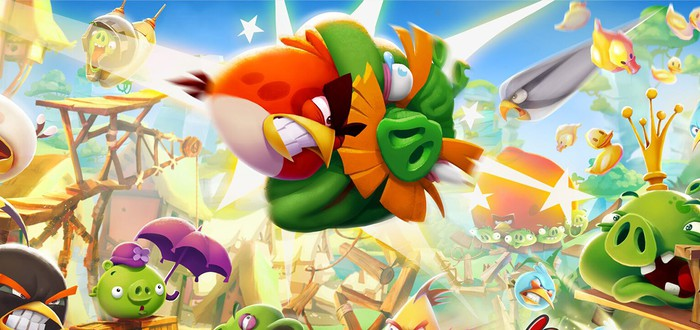 Angry Birds 2 скачали более 5 миллионов раз