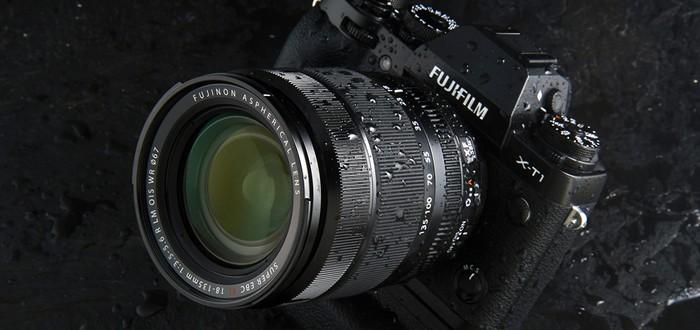 Флагманская камера Fujifilm X-T1 получит инфракрасную версию