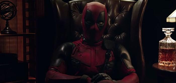Трейлер Deadpool уже завтра, тизер от самого Дэдпула здесь