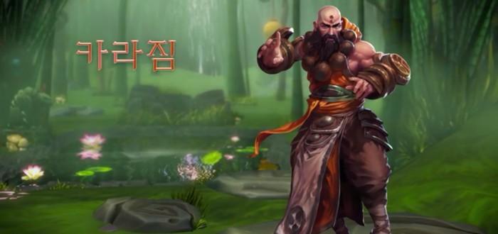 Тизер-изображения монаха Heroes of the Storm