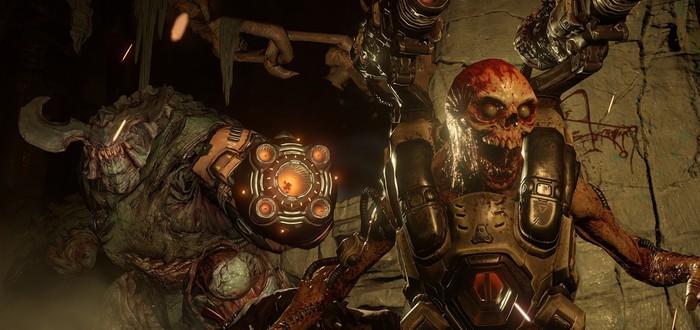 Gamescom 2015: Новый трейлер Doom