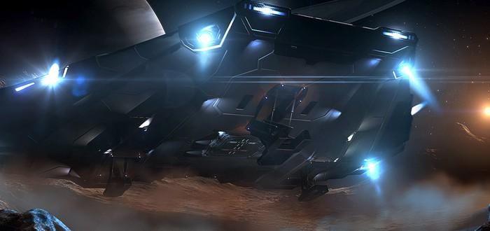 Анонс дополнения Horizons для Elite: Dangerous – посадка на планеты