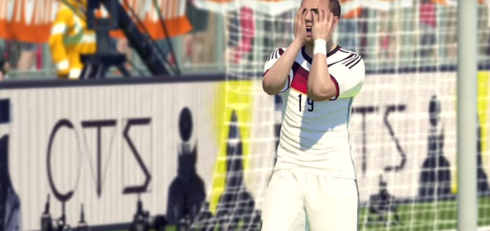 Gamescom 2015: трейлер PES 16