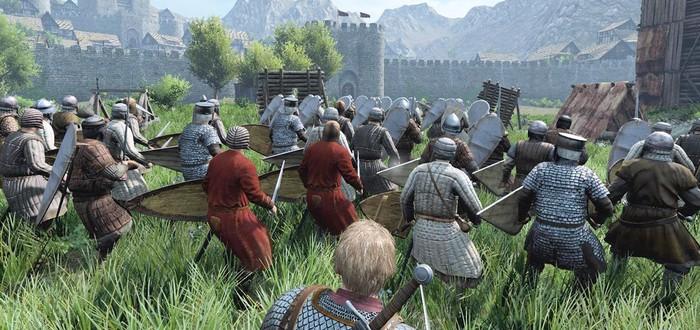 Новые скриншоты Mount & Blade II: Bannerlord