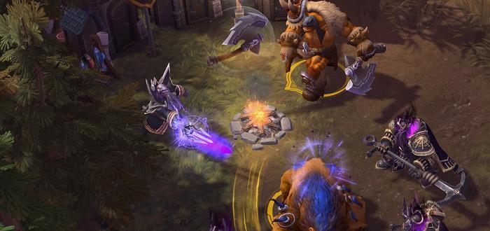 Heroes of the Storm получит Монаха, Орка, Протосса и новую карту