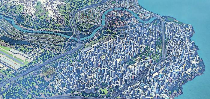 Дополнение After Dark для Cities: Skylines введет дневной и ночной циклы
