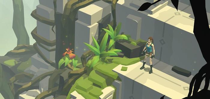 Lara Croft GO выходит 27 Августа