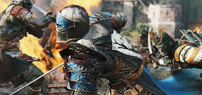 Новый геймплей For Honor