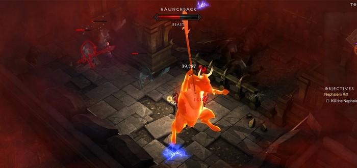Blizzard работает над Diablo 4?