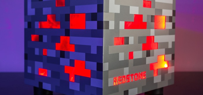 PC и периферия в стиле Minecraft