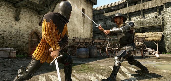 Как создавались схватки на мечах в Kingdom Come: Deliverance