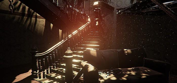 No 70 – триллер-адвенчура на Unreal Engine 4