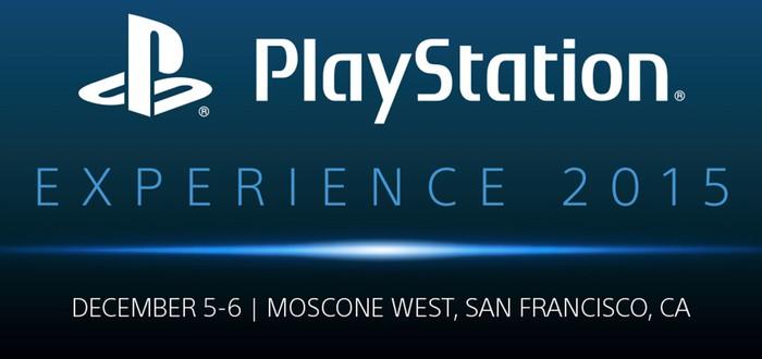 PlayStation Experience 2015 пройдет 5-6 декабря