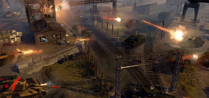 Company of Heroes 2: The British Forces – от истории к геймплею