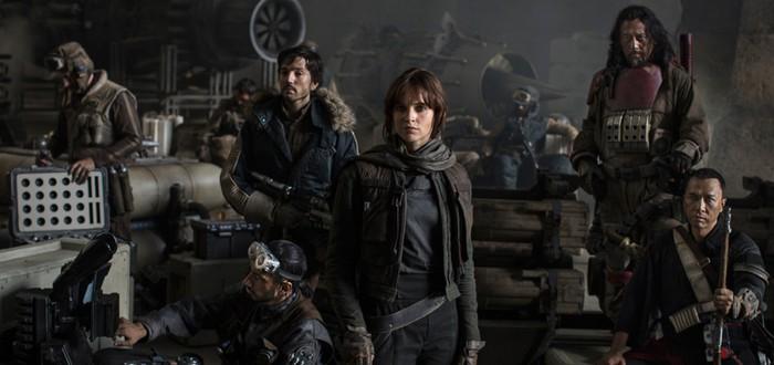 Первый кадр актерского состава Star Wars: Rogue One