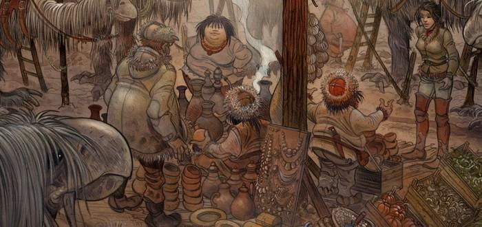 Новые скриншоты и заглавная композиция Syberia 3