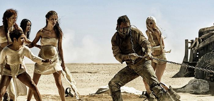 Удаленные сцены Mad Max: Fury Road в 1080p