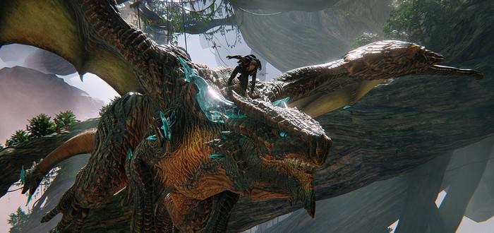 Scalebound покажет, на что способен Xbox One
