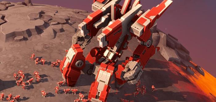 Анонс и релиз Planetary Annihilation: Titans