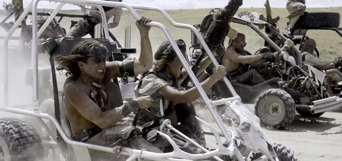 Mad Max: Fury Road воссоздан на багги и картах – это великолепно