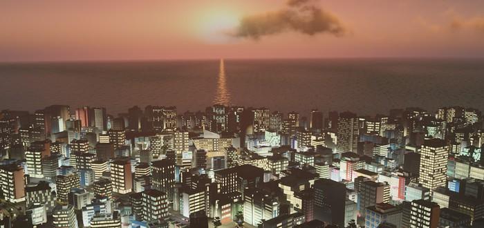 Дополнение After Dark для Cities: Skylines выйдет 24 Сентября