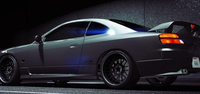 Это не Forza 5, это GTA 5
