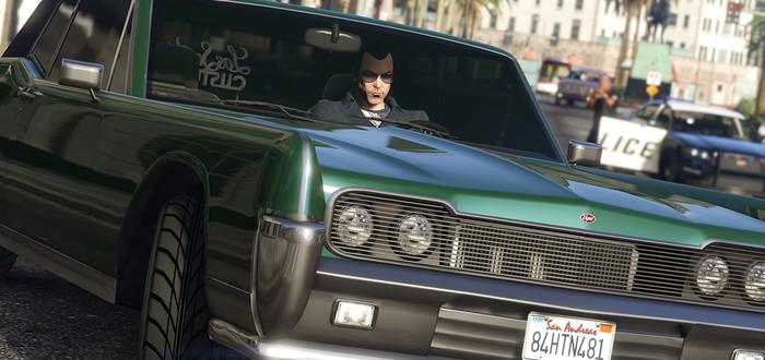 Rockstar Editor получит обновление с релизом на PS4 и Xbox One