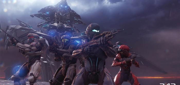 Открывающий CG-ролик Halo 5