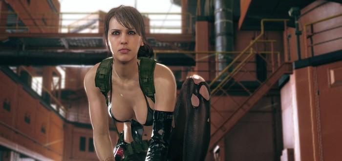 Гайд Metal Gear Solid 5: Как нанять Тихоню (Quiet)