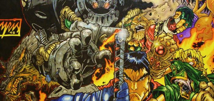 Battle Chasers идёт на Kikstarter