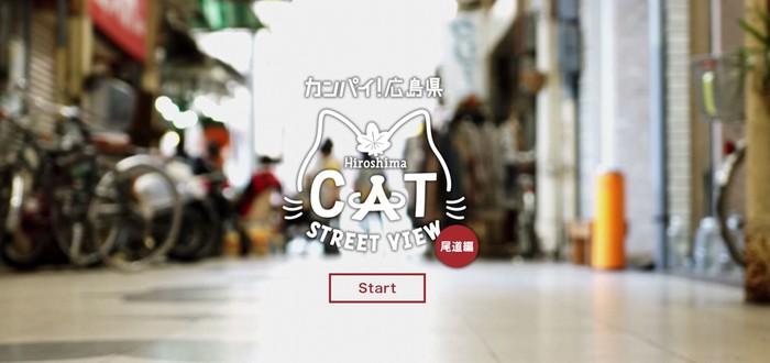 Google Street View для котиков