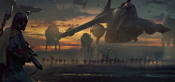 Фанатский трейлер фильма Star Wars о Боба Фетте