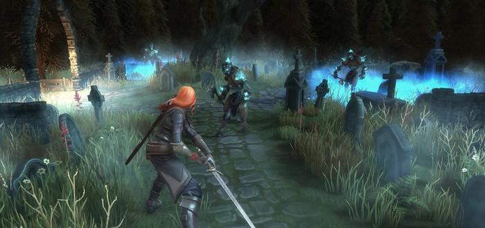Пре-альфа геймплей Crowfall
