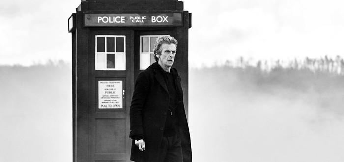 Две минуты из нового сезона Doctor Who