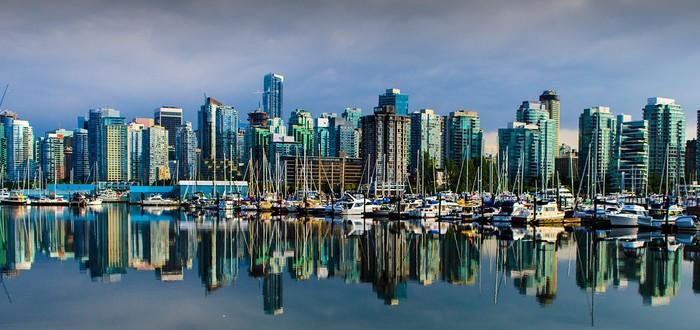Ванкувер – город, который не играет себя