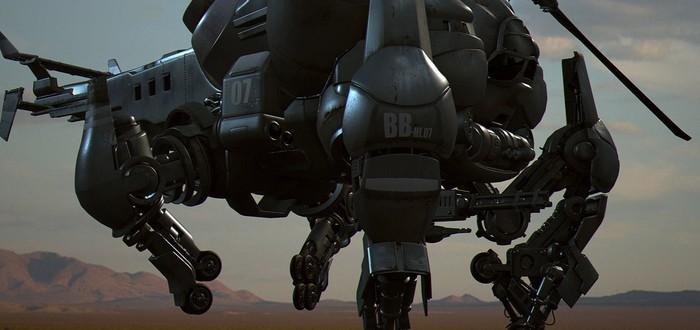 Роботизировання система посадки вертолетов от DARPA