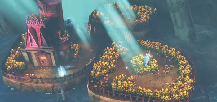 Дом Айрис из Final Fantasy 7 воссоздан в Unreal Engine 4