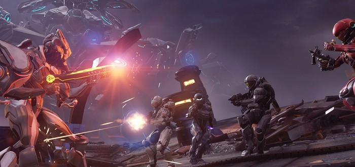 5 минут из кампании Halo 5