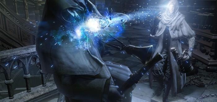 Скриншоты The Old Hunters, дополнения для Bloodborne