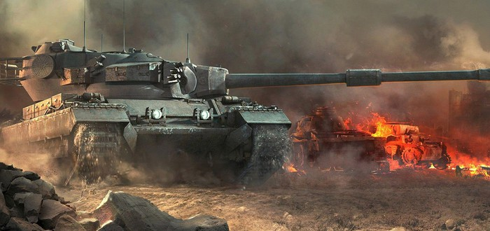 World of Tanks выйдет на PS4