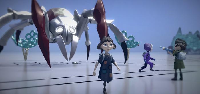 TGS 2015: Трейлер PS4-эксклюзива The Tomorrow Children