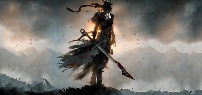Новый трейлер Hellblade - окружающая среда