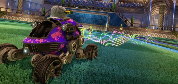 Revenge of the Battle-Cars - DLC для Rocket League