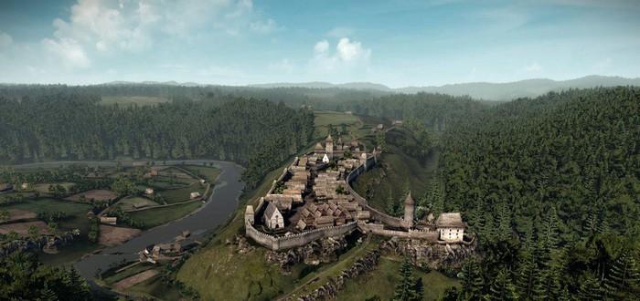 Прохождение Kingdom Come: Deliverance займет минимум 50 часов